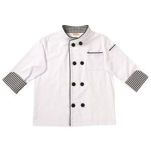 Aeromax Big Kid Jr. Chef Jacket with Hat