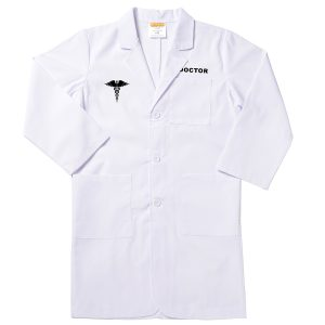 Aeromax Toddler/Big Kid Jr. Doctor Lab Coat