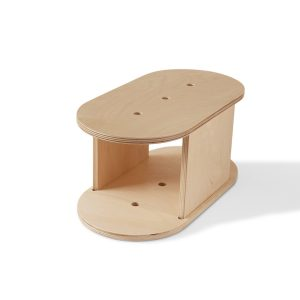 Babai Step Stool Natural