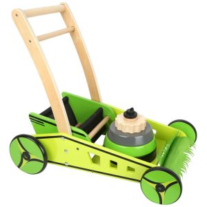 Small Foot Lawn Mower Baby Walker