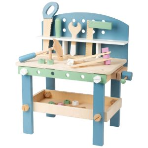 Small Foot Compact Nordic Workbench