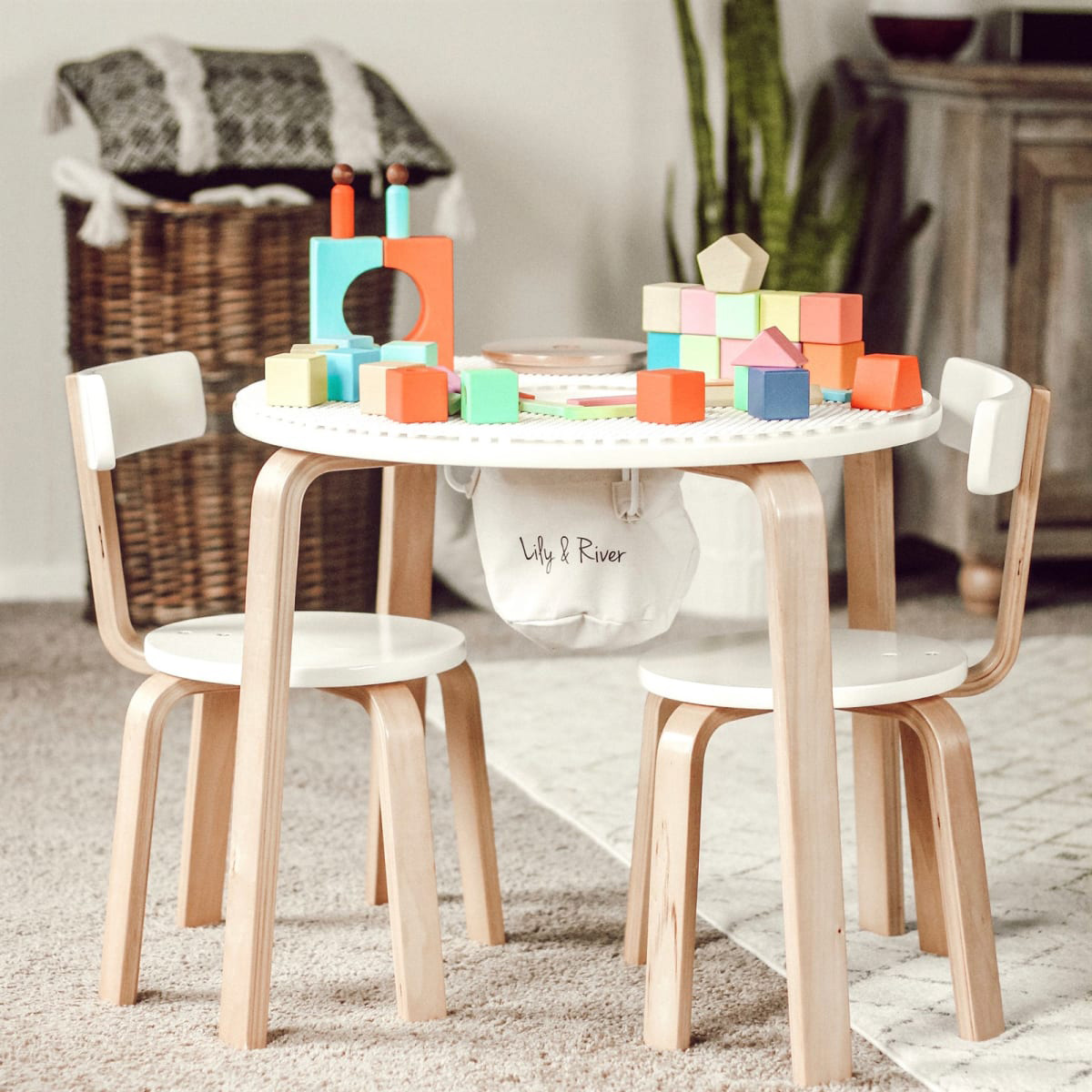 Lily & River Little Creator Table