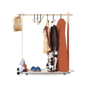 Babai Clothing Rack with Hangers