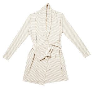 HART + LAND Women's Bamboo Robe