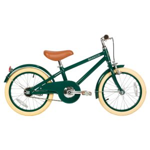 Banwood Bikes Classic Pedal Bike Green