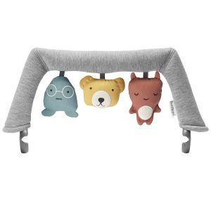 BABYBJORN Soft Friends Toy Bouncer