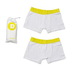 Dott Child Boys Boxer Set 2 Pack