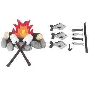 Domestic Objects Indoor Camping Set