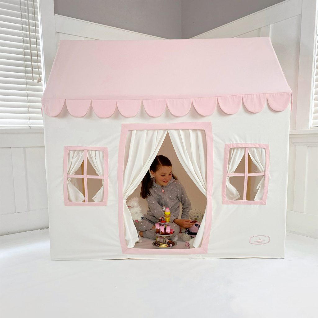 Domestic Objects Playhouse Pink