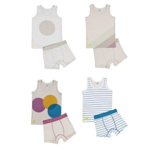 Dott Child Boys Undies/Sleep Set 8 Pack