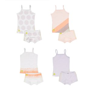 Dott Child Girls Undies/Sleep Set 8 Pack