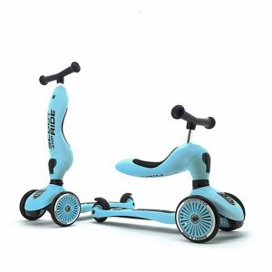 Scoot & Ride Highway Kick1 Blueberry