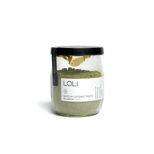 LOLI Beauty Matcha Coconut Paste
