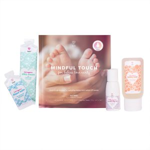 Beb Organic Perfect Preemie Bathtime Set