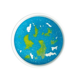 Land of Dough Planet Earth Luxe Cup