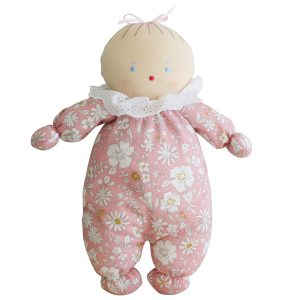 Alimrose Sleep Awake Baby Doll