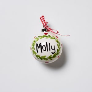 Caroline & Co Wreath Ornament Ball