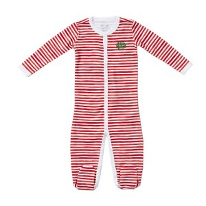 HART + LAND Pima cotton PJ Set - Painted Stripes