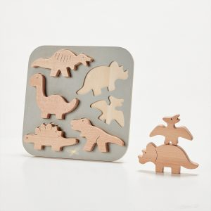 by Astrup Dinosaur Puzzle
