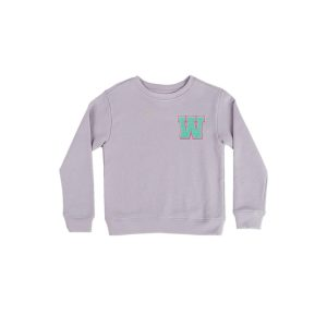 HART + LAND personalized organic cotton sweatshirt for kids