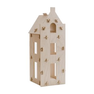 Maquette Kids Stepped Gable Dollhouse