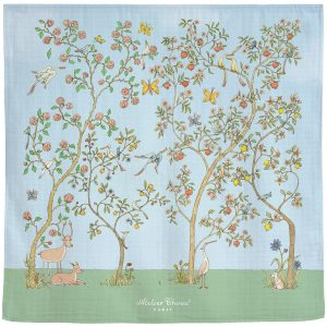 Atelier Choux in Bloom Morning Dew Swaddle