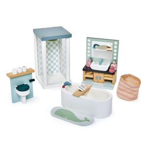Tender Leaf Toys Dollhouse Bathroom