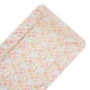 Coco & Wolf Liberty Fabric Changing Pad - Betsy Rose