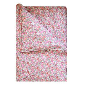 Coco & Wolf Liberty Fabric Twin Bedding Set – Betsy Fuchsia
