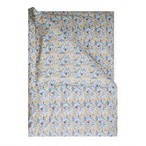 Coco & Wolf Liberty Fabric Twin Bedding Set – D'Anjo Mustard