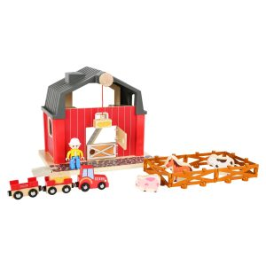 Small Foot Farm Playset