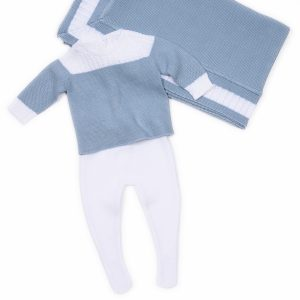 Tot A Porter Baby Three Piece Gift Set
