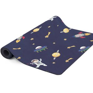 Mindful & Co Kids Yoga Mat – Space
