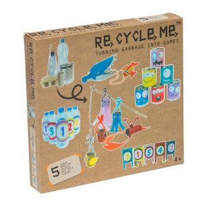 Re-Cycle-Me Turning Garbage into Games