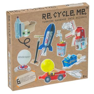 Re-Cycle-Me Turning Garbage into Science