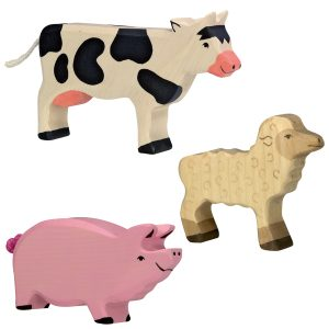 Holztiger Farm Animals Bundle