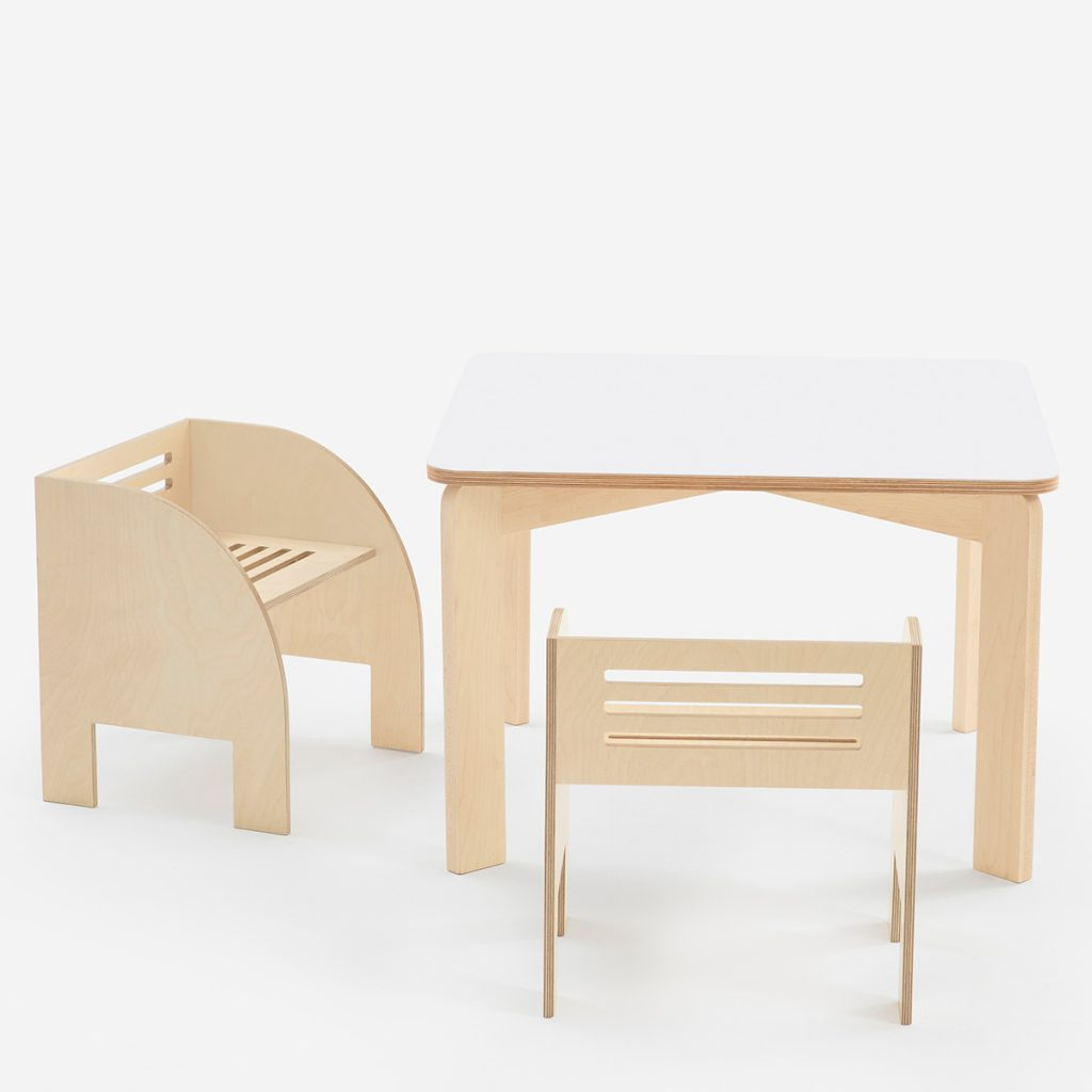Wit Design The Chair Set