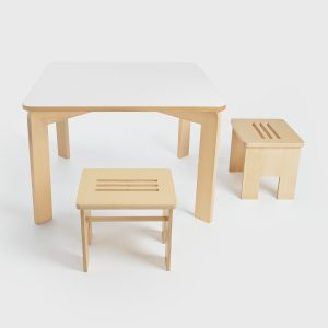 Wit Design The Sitting Stool Set