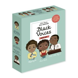 Little People, Big Dreams Black Voices Book Set