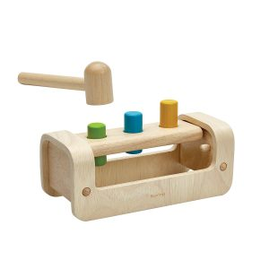 PlanToys Pounding Bench