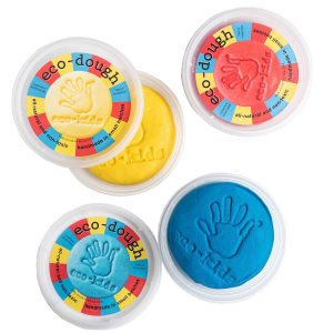 Eco-Kids Eco-Dough 3 Pack