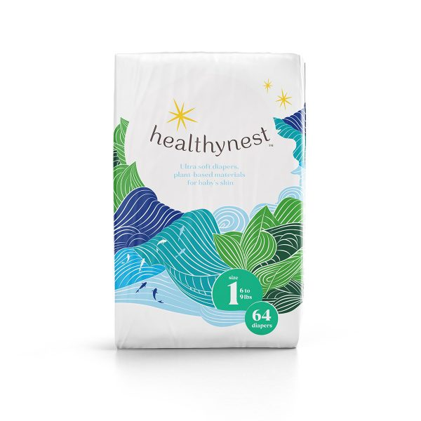 HealthyNestDiapersSize1