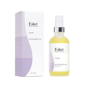 Esker Soothing Belly Oil