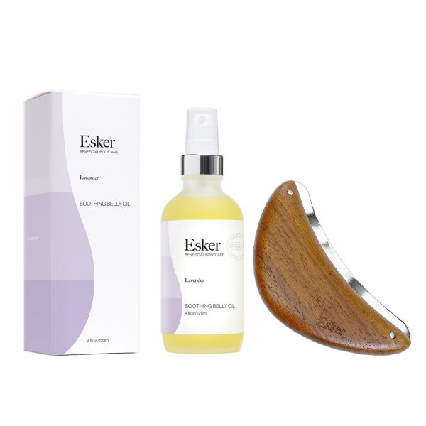1. Soothing Oil + Body Plane