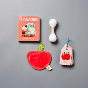 The Tot Valentine's Day Infant Gift Set