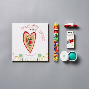 The Tot Valentine's Day Toddler Gift Set