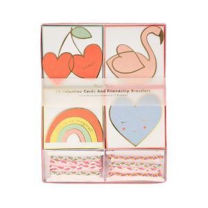 Meri Meri Valentine Friendship Card Set