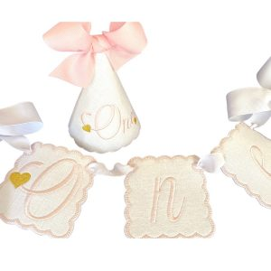 Storybook Goods Gilded Heart Birthday Set