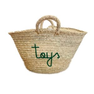 COLORES Collective Toy Basket