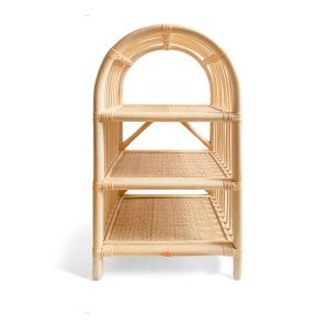 Poppie Toys Rattan Shelves